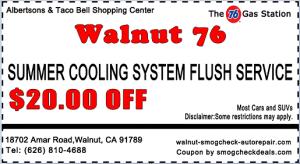 Summer-Cooling-System-Flush